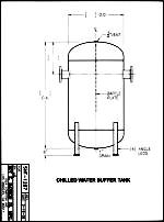 Hanson Chilled Water Buffer Tank