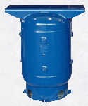 air compressor tank industrial